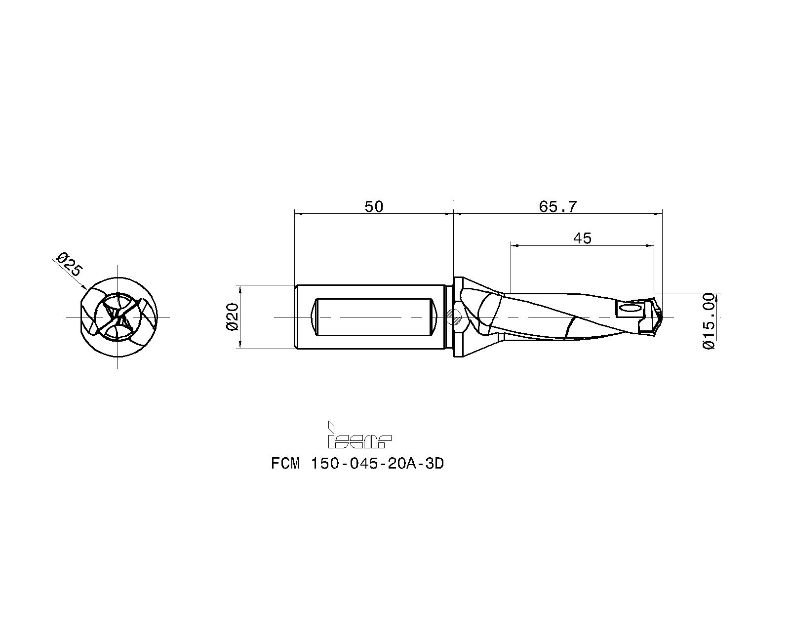 iscar cutting tools metal working tools fcm 3d 3325866 fcm rh iscar com