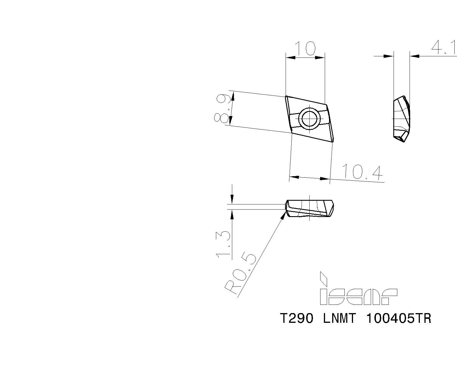 T290 LNMT 100405TR IC5100