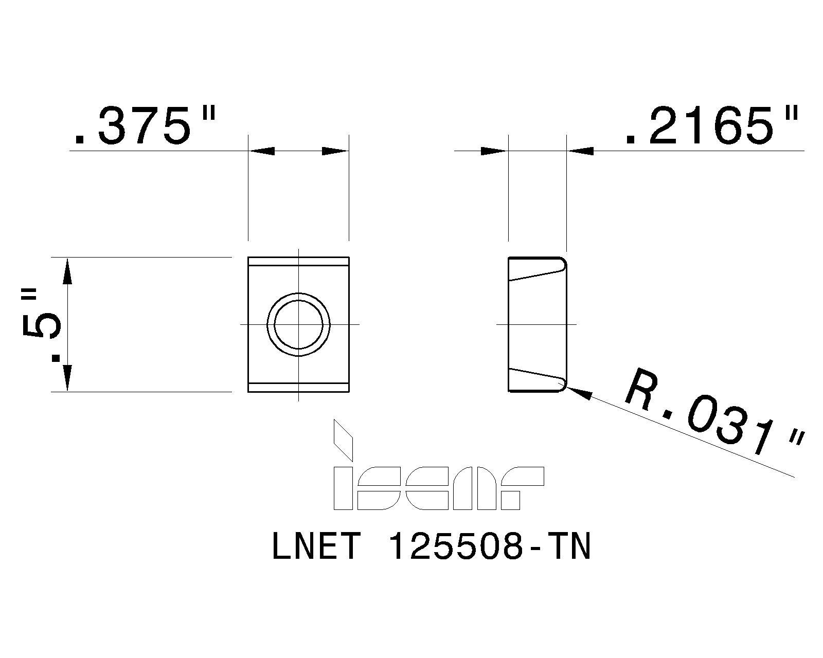 LNET 125504-TN IC928